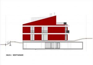 Neubau 2 Mehrfamilienhäuser Zollstrasse Schönenbuch
