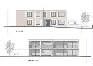 Neubau Mehrfamilienhaus Gärtnerstrasse Reinach