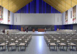 Umbau/Sanierung Dorfkirche Reinach