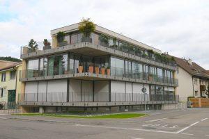 Wohn- und Geschäftshaus Therwilerstrasse Reinach